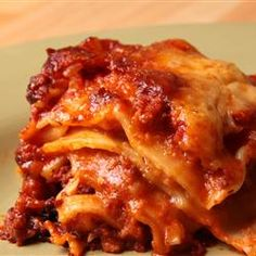 Slow Cooker Lasagna Allrecipes.com