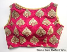1) Ready made Saree blouse in all sizes  2) Prince cut with pads - back open with hooks  3) Soft, light weight and breathable fabric.  When you place order, you can send full measurement in customer note section, you will got best matched blouse: A. Bust: B. Waist: C. Sleeve Loose: D. Sleeveless/Sleeve Length: E. Arm Hole: F. Front Neck Depth: G. Back Neck Depth: H. Blouse Length: I. Front/back open blouse : J. with/without pads: By default blouse will back-open, with pads  4) ...