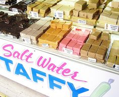 Fudge on the Boardwalk. Seaside Heights NJ