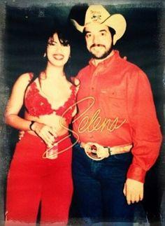 Selena Quintanilla n fan rare pic