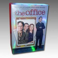 The Office Seasons 1 7 Dvd Boxset