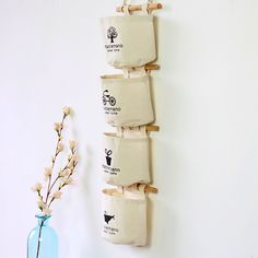 Find More Storage Bags Information about 2016 New Arrival Cloth Hanging Storage Bag Behind The Door Wall of The Head of A Bed Bag Hanging Bag 0062 Cotton ,High Quality bag sandwich,China bag shoulder Suppliers, Cheap bag cell from agreetao on Aliexpress.com