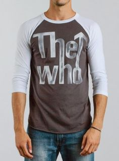 The Who tee - Junk Food Clothing