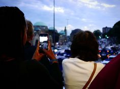 #cellphone #evening #g20 #g20summit #germany #hamburg #instagram #landungsbrcken #mobile #nog20 #photography #police #protest #protesting #smartphone #taking picture