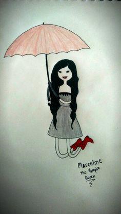 Marceline - Adventure Time fanart