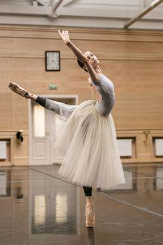 danseuse sur pointe