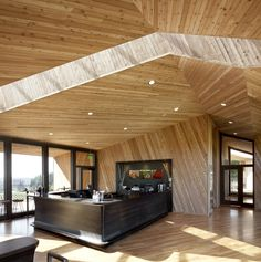 Gallery of Tasting Room at Sokol Blosser Winery / Allied Works Architecture - 12