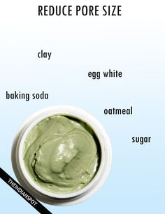 CLEANSING AND REFINING MASKS TO REDUCE PORES NATURALLY