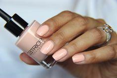 Catrice Cosmetics LE ZENSIBILITY C03 Zensible Rose Swatch 3