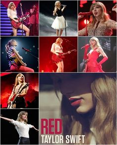 The Red Tour (2013) I still am in complete shock that I actually went. I rather not say how I was during the concert...lets just say I couldn't see much of the first three songs cause my view was blocked by tears..it's honestly so surreal like imagine finding out that a fictional character is real and seeing them because up until now that's all she was someone that couldn't possibly be real but she obviously is and that's insane-Ashley