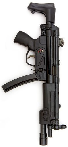 MP5A3 with SEF lower and Surefire handguard.