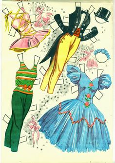 Linda Mouseketeer - Bobe Green - Picasa Web Albums  See also 1500 free paper dolls at The International Paper Doll Society http://carpe2003diem.tripod.com/toys