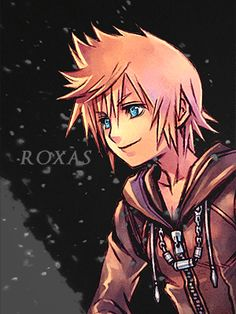 #kingdomofhearts Anime boy #anime