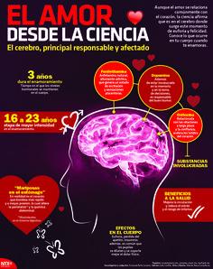 #SabíasQue estar enamorado reduce el riesgo de sufrir un infarto. #InfografíaNotimex