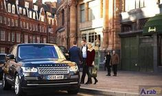 Sneak a peek at the high life with this luxury chauffeur, aviation service in London
