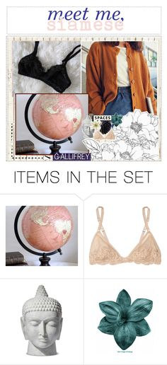 """12. meet your newest tipper! // siamese"" by gasoline-tips ❤ liked on Polyvore featuring art, kitchen and bathroom"