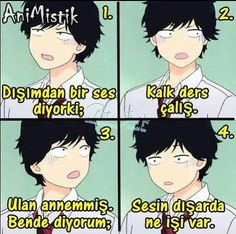 Anime Komedi, Anime Love, Kawaii Anime, Ridiculous Pictures, Funny Pictures, Special Words, Funny Times, Cool Words, Comedy