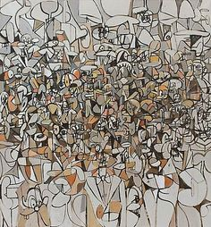 George Condo, Population of Forms