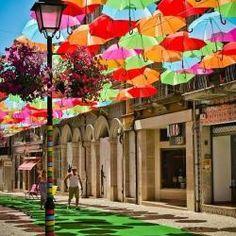 Springpad: paraplu's_in_de_straat...