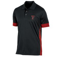 Support your favorite college team in the comfort of this men's big and tall Oregon State University Beavers polo shirt from the NCAA. Mens Big And Tall, Big & Tall, Red Polo Shirt, Men's Polo, Texas Tech Red Raiders, Polo Ralph Lauren, Short Sleeves, Mens Tops, Shirts