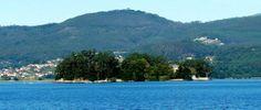 Isla de San Simón - Cesantes, Redondela