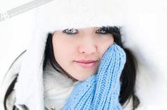 Winter photo session