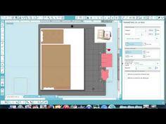 (1) Carte bébé ou comment découper un fichier de plusieurs couleurs - YouTube