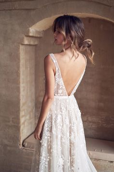 Anna Campbell Bridal Amelie Dress | Wanderlust Collection