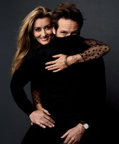 David Duchovny & Natascha McElhone Los Angeles Confidential September 2012 - Gossip Rocks Forum