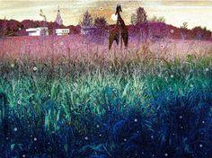 Удивительный мир художника Дмитрия Санджиева: фантастический реализм в предчувствии параллельных миров - Ярмарка Мастеров - ручная работа, handmade