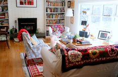 The Bohemian style looks appealing both in the summer and winter times - Decoist