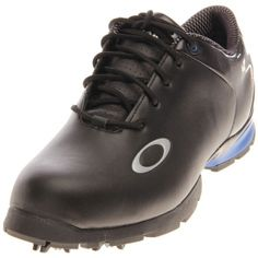 SALE - Oakley Blast Golf Cleats Mens Black - Was $150.00. BUY Now - ONLY $139.99