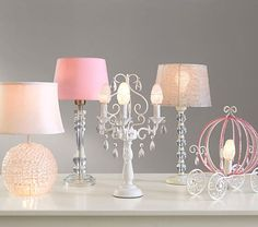 Fairy tale lighting from Pottery Barn