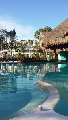 Good morning from Ocean Riviera Paradise! Playa Del Carmen Mexico. March16,2017