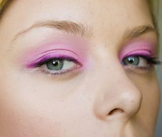 pink eyeshadow & liner make-up photography & make-up: diana ionescu products: costal scents 88 palette. Please choose cruelty free, go vegan! Kiss Makeup, Makeup Art, Hair Makeup, Makeup Style, Makeup Inspo, Makeup Inspiration, Makeup Tips, Style Inspiration, Makeup Geek