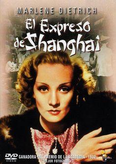 El expreso de Shanghai (1932) EEUU. Dir: Joseph von Sternberg. Drama. Aventuras. Romance - DVD CINE 1228