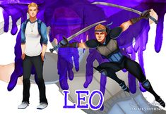 Human Ninja Turtles: Leo by IsaiahStephens on DeviantArt. I WILL MARRY HIM
