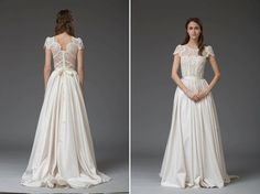 Bridal Style: Katya Katya Shehurina 'Venice' AW16 Collection