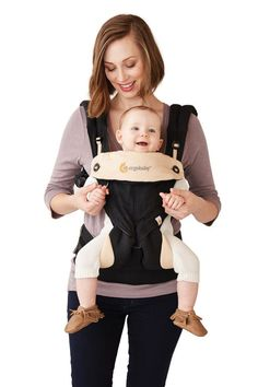 I just got my first Ergo carrier, but I KNOW I need this one next!