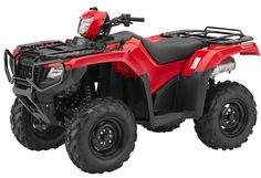 New 2017 Honda Fourtrax Foreman Rubicon 4x4 Eps Red ATVs For Sale in California. 2017 Honda Fourtrax Foreman Rubicon 4x4 Eps Red, It doesn t matter whether we re talking about architecture, transportation, clothing, food or music: the real greats stand the test of time. And when you re talking about all-terrain vehicles, that test means two things: how many hours a day you want to ride, and how long your ATV lasts. The Honda FourTrax Foreman Rubicon knocks it out of the park on both counts…