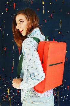 love the orange bag ! Style Shoot – Lucid Lifestyle Store