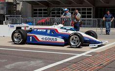 Penske Racing in the early 80's.