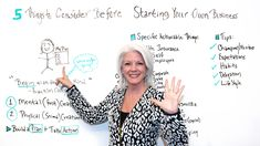 5 Things to Consider Before Starting Your Own Business #Entrepreneurship #ProjectManagementTrainingVideos