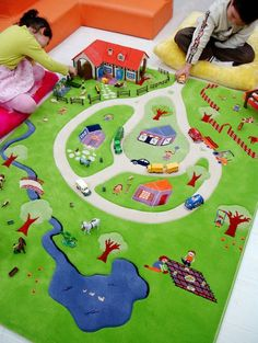 Play Rugs from Danish by Design
