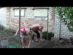 Конструкция, устройство, сетка для выращивания огурцов - YouTube