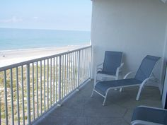 Balcony At Chambre Guest Bath Madeira Beach