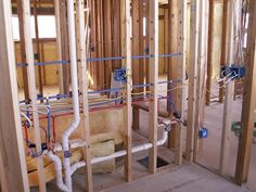 Apprentice - Journeyman - Master Would you like to become a licensed plumber? Becoming a plumber is a two-pronged process that includes practical training and study. In Massachusetts, a hopeful… Become A Plumber, Code And Theory, Residential Plumbing, Residential Contractor, Commercial Plumbing, Cabana, Plumbing Problems, Building A New Home, House Building