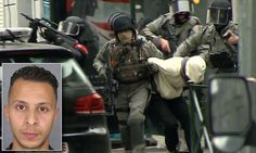 Paris terror suspect Salah Abdeslam captured alive after police raid. 18 March 2016