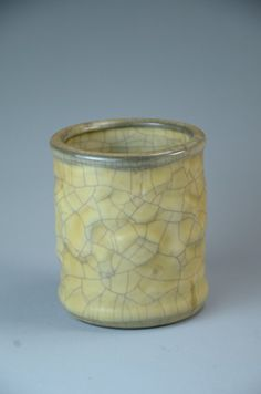 """Chinese Song ge style brush pot Size: 2.8"""" D each"""