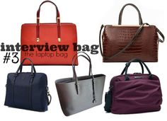 What bag to bring to an Interview – torontoshopoholic